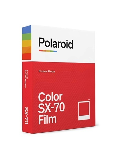 Polaroid Polaroid Color Film For SX-70 Film Renkli